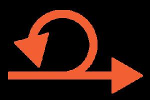 Veränderungskommunikation Symbol